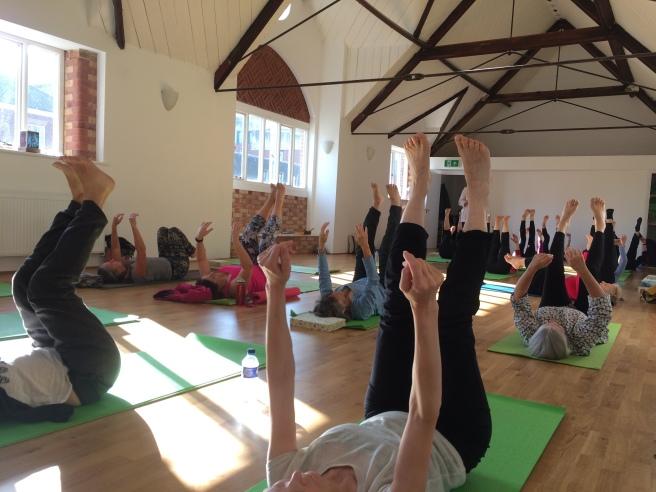Yoga-Bowen