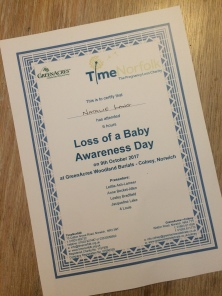 time Norfolk certificate